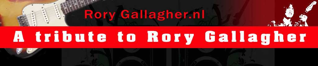 a tribute to rory gallagher